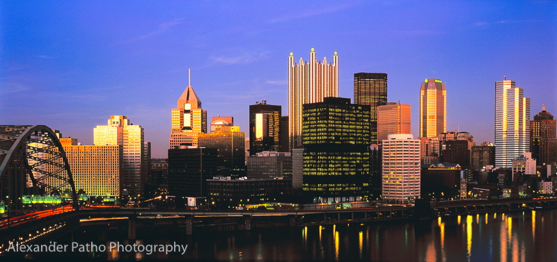 Gallery of pittsburgh photographs